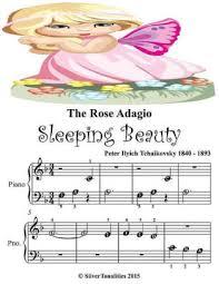 More piano tutorials on this website! Rose Adagio Sleeping Beauty Beginner Tots Piano Sheet Music By Silver Tonalities Nook Book Ebook Barnes Noble