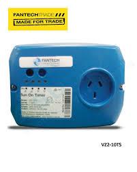 Timer 10min Fantechtrade Run On Timer Adjustable 2 10min Fanvz2 10ts Isupply