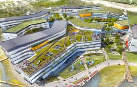 google company head office. Architecture Google Company Head Office M