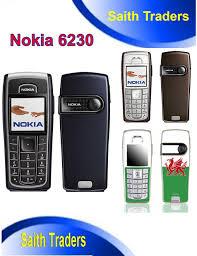Nokia 6230 (Blue) Unlocked Mobile Phone ...