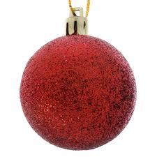 <b>Набор</b> ёлочных <b>шаров</b>, 5 см, 12 шт, в <b>тубе</b>, цвет красный в ...