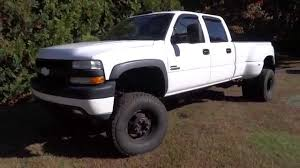 Mint 2002 Chevy Duramax Diesel Dually - YouTube