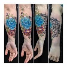 Mandala Tetování Tattoo