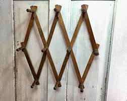 Expandable Wooden Coat Rack Expandable Coat Rack Etsy 37