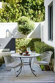 Small Picture Wooden Decking Small Garden Ideas Design houseandgardencouk
