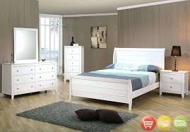 White Distressed Bedroom Furniture White Bedroom Set Twin Modular ...