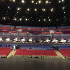 Seating Chart At Smart Financial Center A Smart Arena Sugar Land Venue Gets Ready For Its Opening