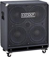4x10 Guitar Cabinet Fender Rumble Bass Extension Cabinet 4x10 1000 Watt Gearnutscom