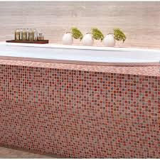 decorative wall tiles. Crackle Glass Tile Backsplash Ideas Bathroom Decorative Wall Stone Interior Bathtub Decor Red Crystal Marble Tiles W