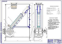 Дипломный проект Модернизация технологической линии по  чертеж Дипломный проект Модернизация технологической линии по производству вареной колбасы Телячья на базе
