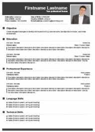 pro resume builder free resume builder formatted templates example