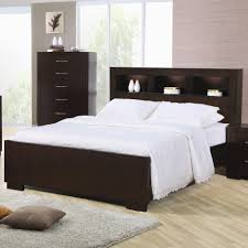 Jessica Platform Bed with Storage Headboard and Built in Lighting then Free  Shipping Nationwide Furniture Images Headboard with Shelves