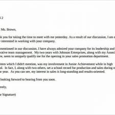 Thank You Letter After Interview To Multiple Interviewers Roots Of