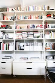 ikea office shelving. How We Adapted The Ikea Stolmen Closet System As Office Bookshelves (Ikea Hack) Shelving F