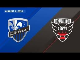 Impact United 4 August c Vs 2018 Highlights D Montreal qTXC5
