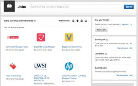 job search archives kingpin seo webmaster news linkedin debuts personalised metrics to help users score dream jobs