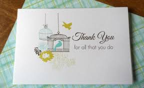 Make your own gorgeous cards with these Thank You card printables.