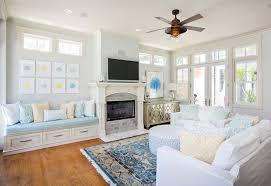 light blue rug living room. cottage - living room light blue rug l