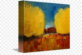 acrylic paint fine art modern art watercolor painting autumn to png 650 583 free transpa acrylic paint png