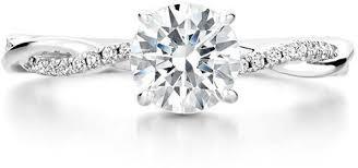 Wedding Ring Chart Diamond Carat Ranges Sizes Diamond Education Guide