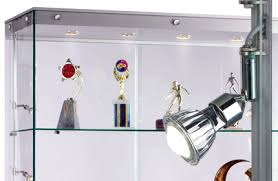 display cabinets commercial glass