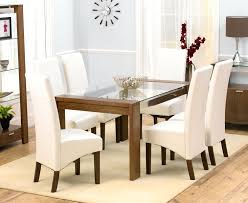 walnut round dining table and chairs cool dining chairs and table glass dining room tables new