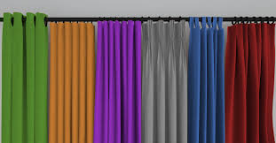 Different types of Curtain Heading Style