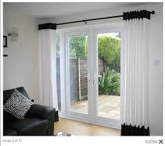eyelet curtains for sliding door