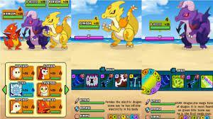 Game Pokemon Go - Pokemon Thu Phục Rồng Mạnh Nhất Hệ Cây Cối - YouTube