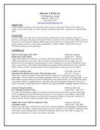 Child Care Resume 2014. Marvin L Price Jr. 914 Edmondson Avenue Baltimore,  MD 21223 (443) 850 ...