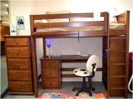 charleston storage loft bed with desk for s