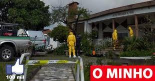Militares da GNR descontaminaram lar em Vila Verde que foi evacuado