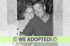 Congratulations Bonnie and Stephen, on the adoption of baby Colton ...