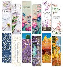 Design Bookmarks On Sales 60 Pcs Christian Bible Verses Flower Bookmarks Free Beauty Ebook Encouraging Inspiration Unique Design Bookmark