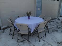 60 inch round table throughout seats 8 people te and chair als remodel 10