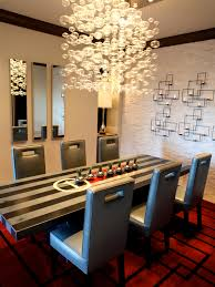 Magnificent Modern Contemporary Dining Room Chandeliers With Fine On
