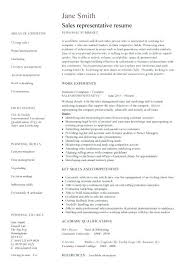 Executive Sales Resume Samples – Letter Resume Source