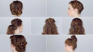 Videoinšpirácia Od Hairstylistu 7 ľahkých účesov Pre Kučeravé Vlasy