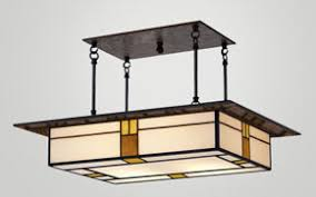 craftsman style kitchen lighting. Mission Vintage Light #609M Craftsman Style Kitchen Lighting M