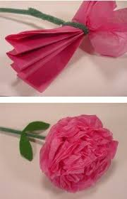 Paper Flower Craft Ideas 101 Mothers Day Diy Craft Ideas For Kids Tissue Paper