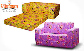 DealDey Vitafoam Baby Sofa Bed