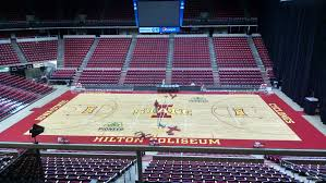Hilton Coliseum Section 232 Rateyourseats Com