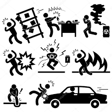 1024x1024 car accident explosion electrocuted fire danger icon symbol sign