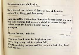 margaret atwood the drugstore notebook marie howe the good thief national poetry series margaret atwood