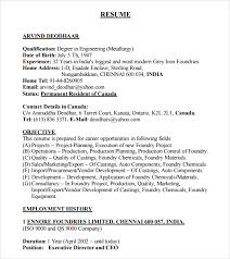 Free-Automobile-Resume-Template-PDF