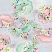 flower paper plates 2019 lace pastel flower paper plates pink blue purple paper plate