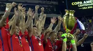 ชิลี ชนะ อาร์เจนตินา 4-2 คว้าเเชมป์โคปาอเมริกา สมัยที่ 2 ติดต่อกัน