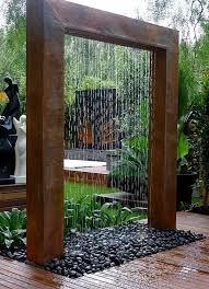 Small Picture Exterior modern garden design Zen Garden water feature Landscape
