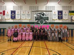"""Humboldt ColIegiate on Twitter: """"HCI Sr Girls are participating in Lake Lenore's  Wade Weseen Memorial """"Pink"""" Tournament. They defeated Meath Park 68-65 and  play Middle Lake at 11:30am tomorrow. Come cheer them on!…  https://t.co/sSpst1k1yF"""""""