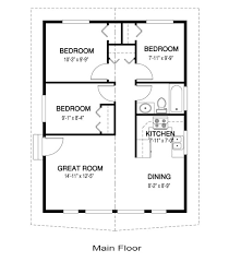 Skillful House Plans For Small Homes 10 Plan 783  Home ACTSmall Home House Plans